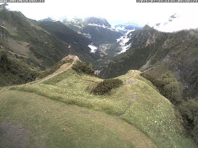 Webcam 1 Valbondione